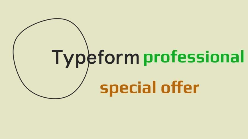 typeform professional special offer 870x487 1