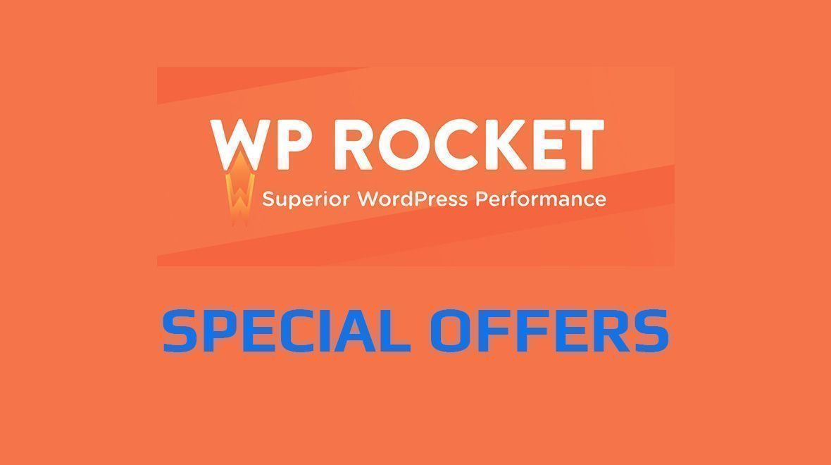 wprocket special offers